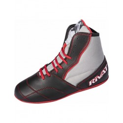 """Chaussure de Boxe Française """"Punch"""" Rivat"""
