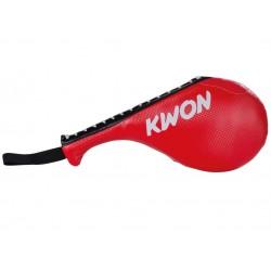 Raquette de Taekwondo Double Rouge