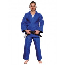 Judogi agrée approuvé IJF Bleu
