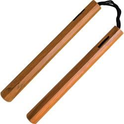 Nunchaku bois/corde