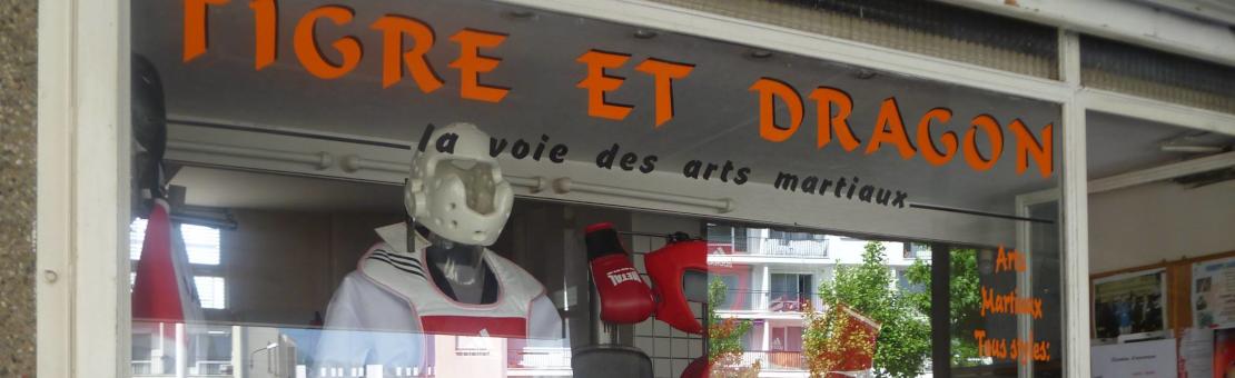 Vitrine du magasin, 18 Rue Jules FLANDRIN 38100 Grenoble